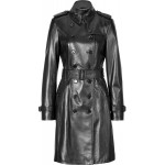 Дамски кожени палта