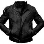 Основни неща в мъжкия гардероб - Кожени якета