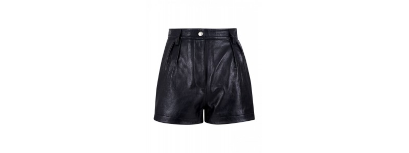 7 характеристики на висококачествени кожени къси панталони