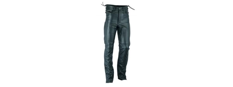 Нарастващата тенденция на мъжки кожени панталони