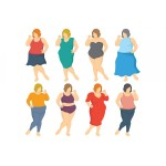 Кои дрехи да се носят от едри жени и кои не