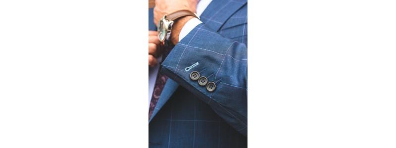 Цветови тенденции в мъжки гардероб - Пролет-Лято