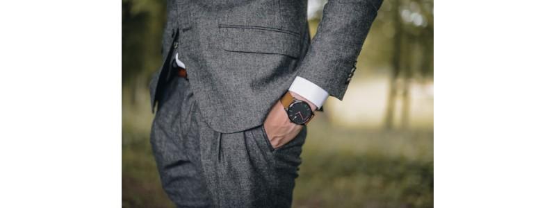 Мъжката мода в есенно-зимния арсенал
