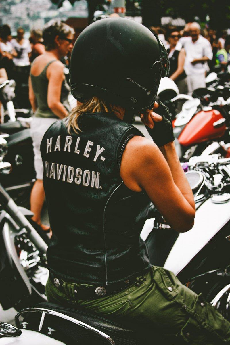 Кожени якета за мотоциклети