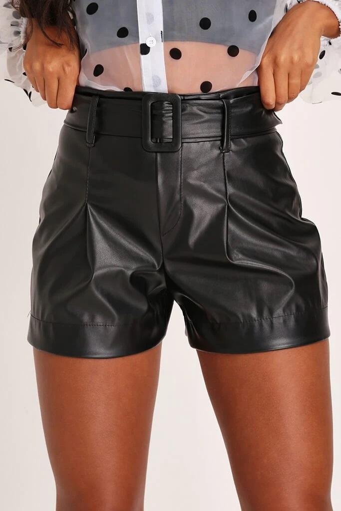 къси кожени панталони втора употреба